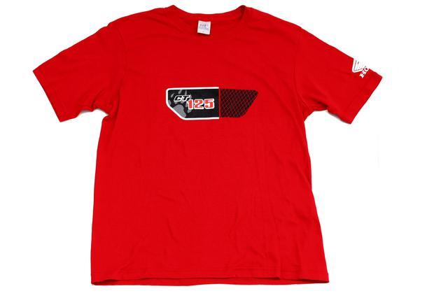 画像2: 「CT125・ハンターカブ」のホンダ公式グッズが出たーっ!! Tシャツ・防水バッグ・シェラカップまで一挙に発売