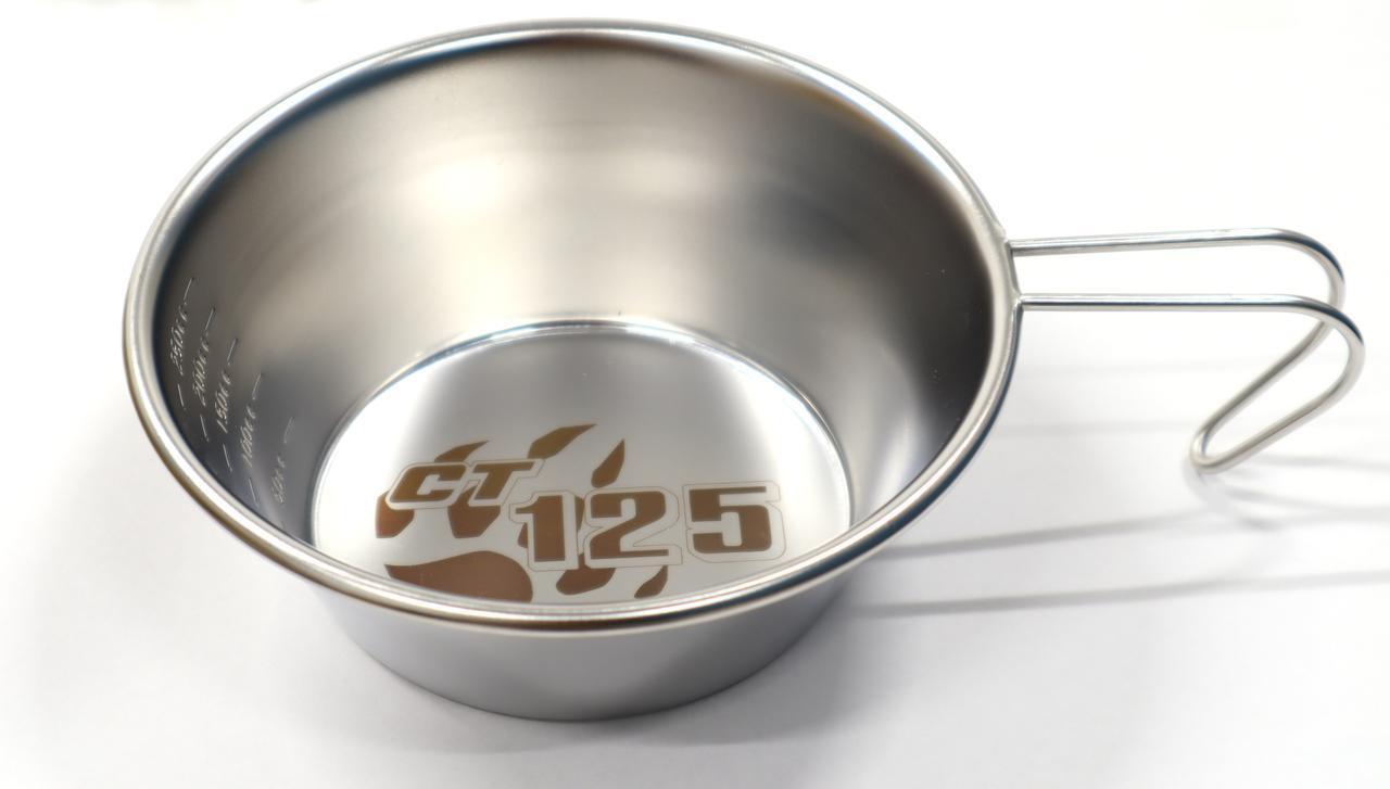 画像2: CT125 シェラカップ/税別価格:1,800円