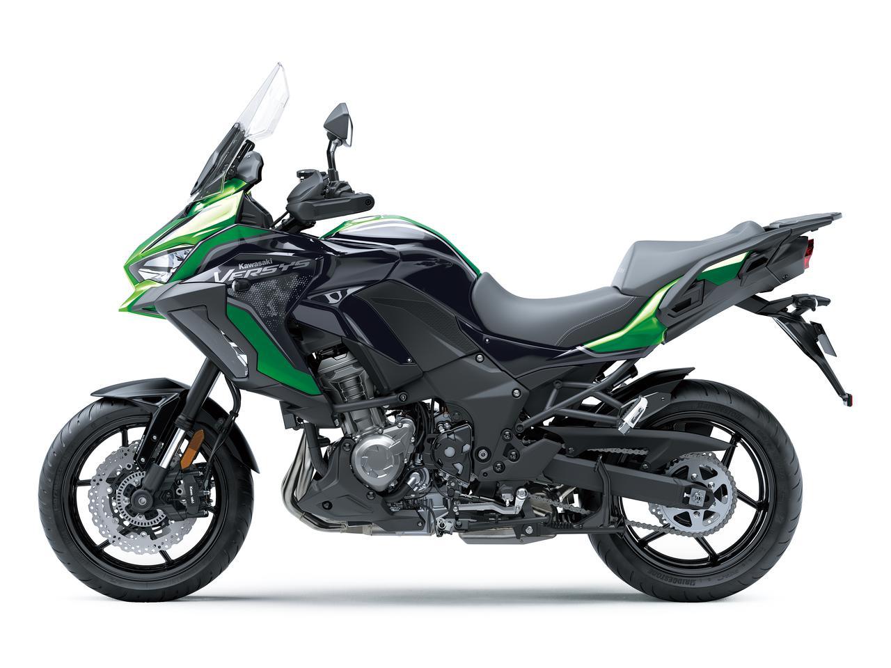 Images : 1番目の画像 - 写真をもっと見る! カワサキ「ヴェルシス1000S」(2021年モデル・欧州仕様車) - LAWRENCE - Motorcycle x Cars + α = Your Life.