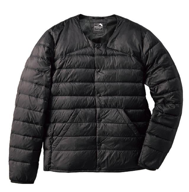 画像: ワークマン〈フィールドコア〉ライトジャケット/カラー:ブラック