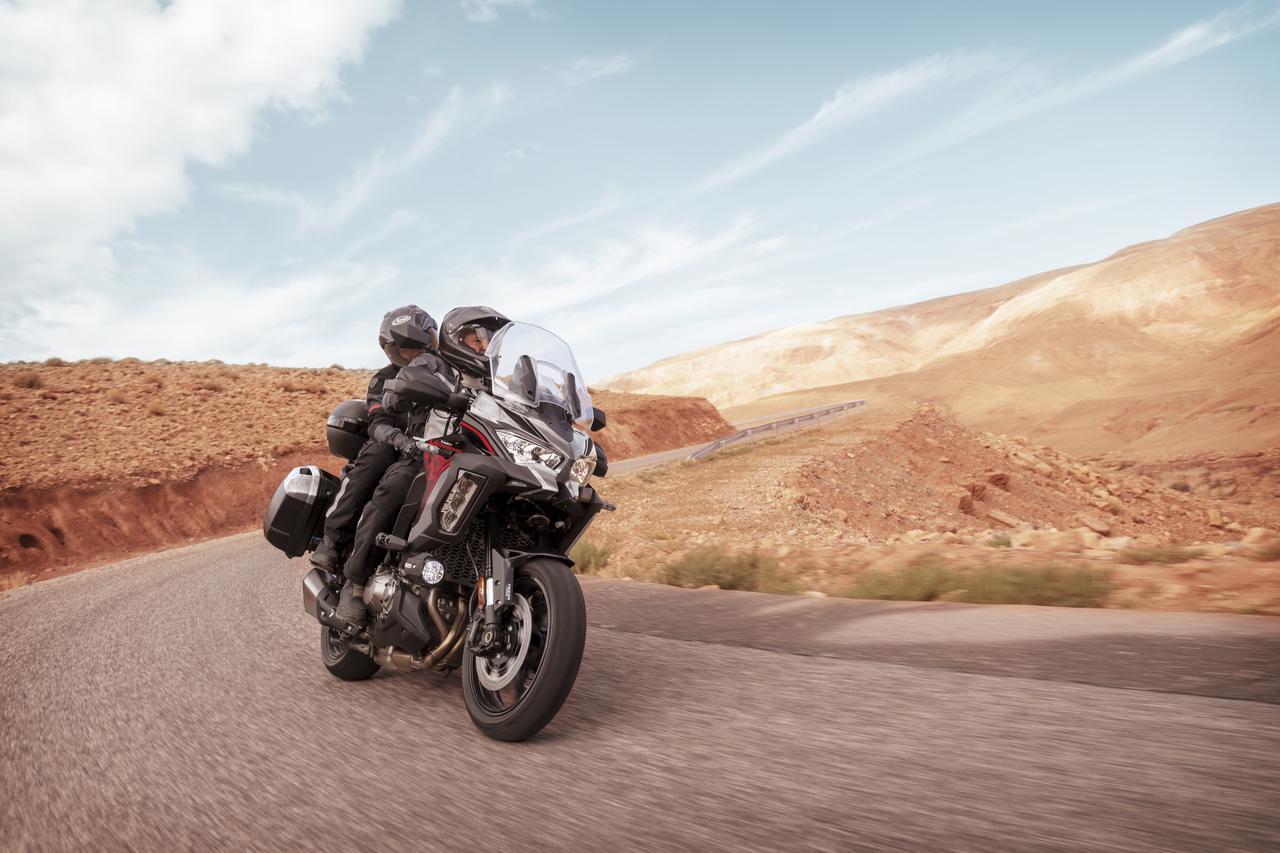 Images : 9番目の画像 - 写真をもっと見る! カワサキ「ヴェルシス1000S」(2021年モデル・欧州仕様車) - LAWRENCE - Motorcycle x Cars + α = Your Life.