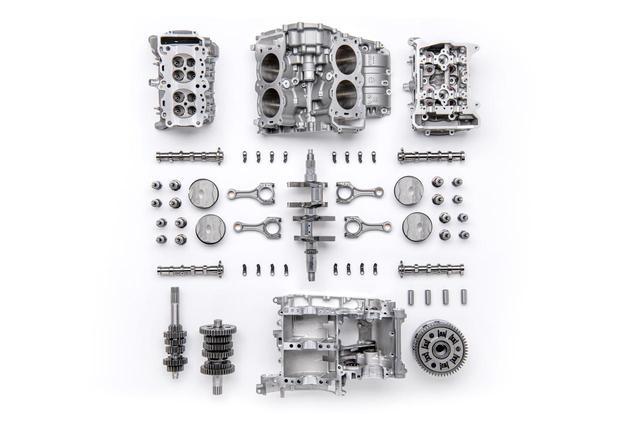 画像2: 【2021速報】ドゥカティが新型車「ムルティストラーダV4」をチラ見せ! 完全新設計のV型4気筒エンジンの詳細を発表