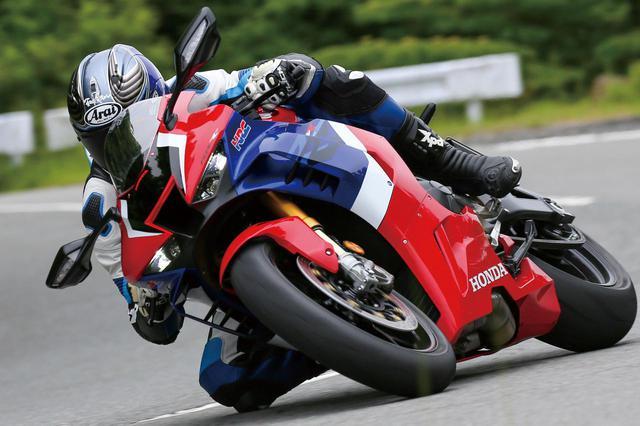 画像: ホンダ「CBR1000RR-R FIREBLADE SP」は公道では乗りにくいのか? 峠道で徹底検証 - webオートバイ