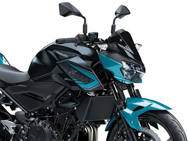画像: カワサキが「Z250」の2021年国内仕様車を発売 - webオートバイ