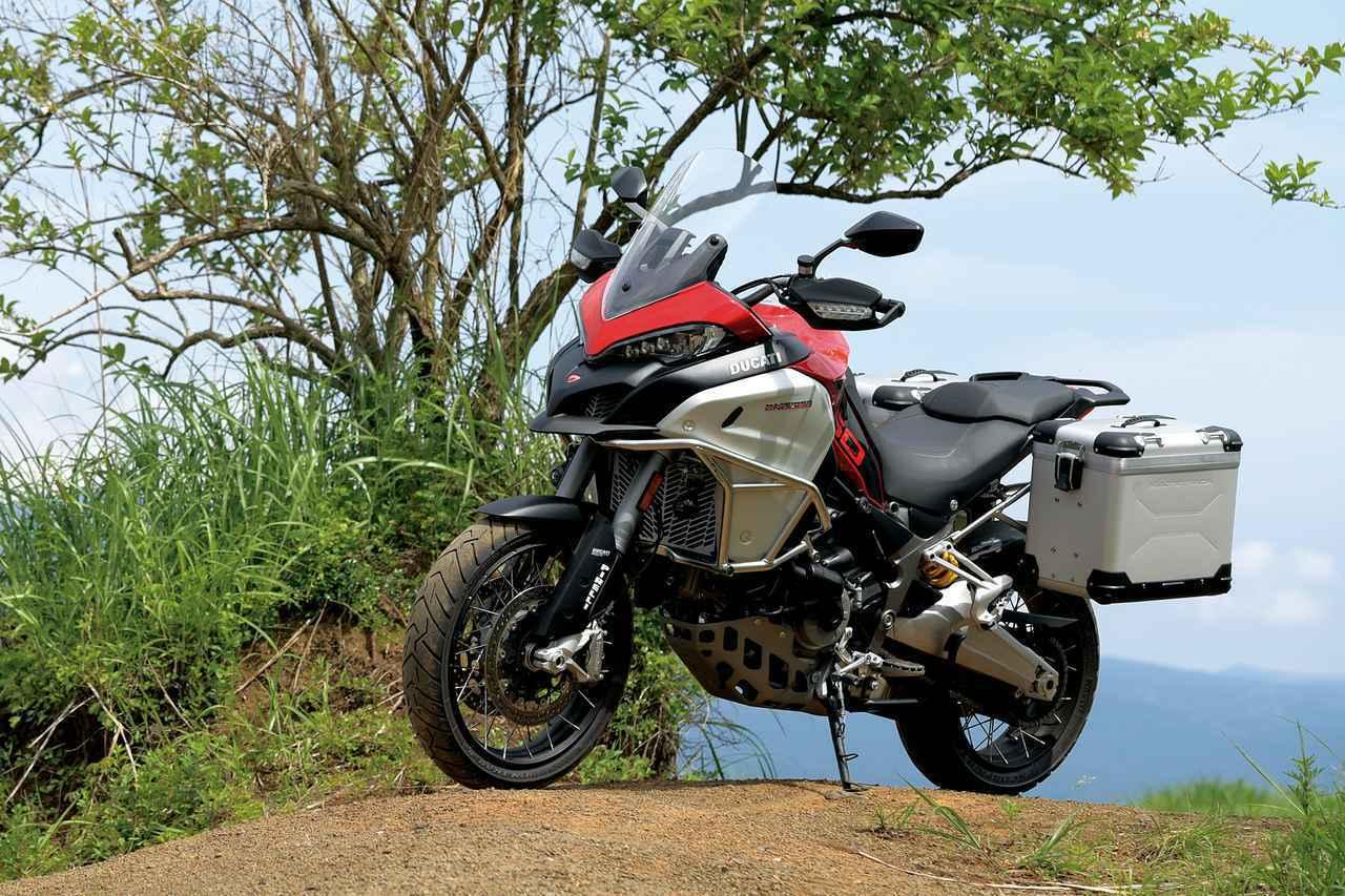 画像: 【3大ADV比較インプレ】ドゥカティ「ムルティストラーダ 1260 エンデューロ」編 - webオートバイ