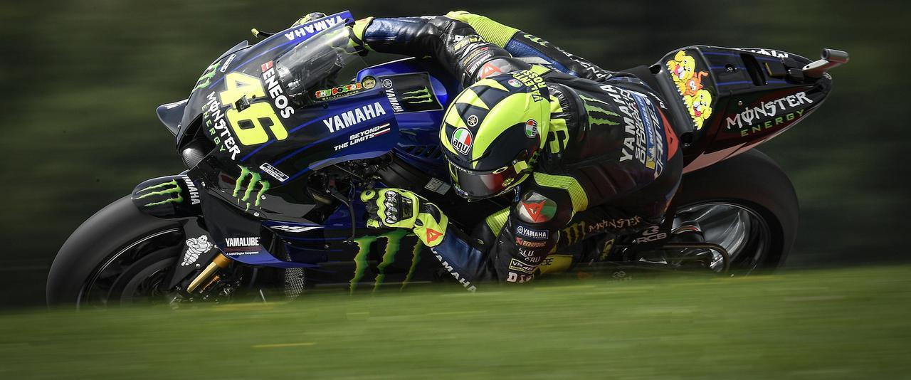 <MotoGP> 衝撃!ロッシ、コロナウィルス陽性! ~アラゴン2連戦は欠場へ