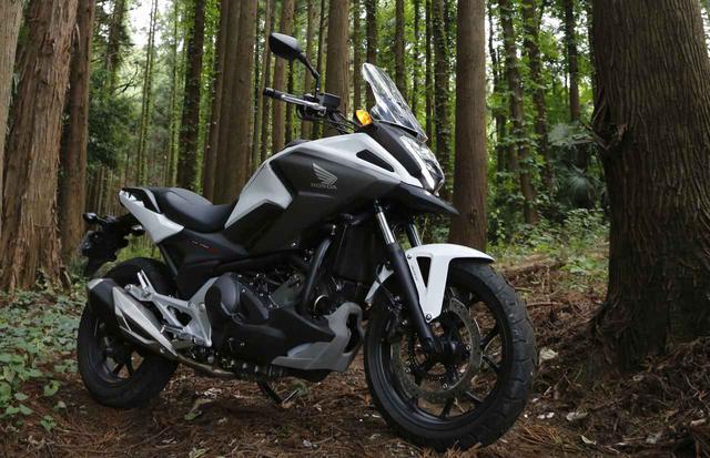 画像: ホンダ「NC750X DCT」500km試乗インプレ【現行車再検証】 - webオートバイ