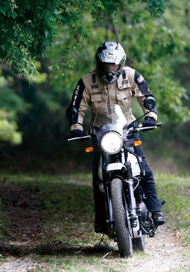 画像: ロイヤルエンフィールド「ヒマラヤン」【試乗インプレ・車両解説】 - webオートバイ