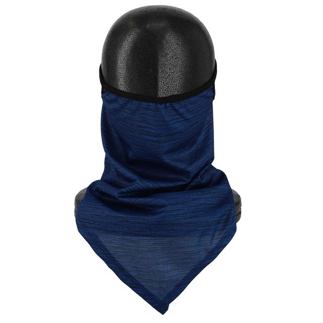 画像2: 冬のバイクにも咳エチケットにも役に立つ! 呼吸がしやすいバンダナ・フェイスマスクをライズが発売