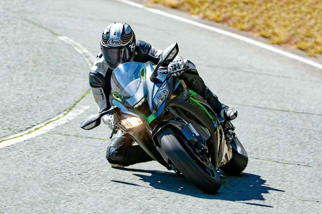 画像: スーパーバイク最強の1台! カワサキ Ninja ZX-10R SE 試乗インプレ - webオートバイ