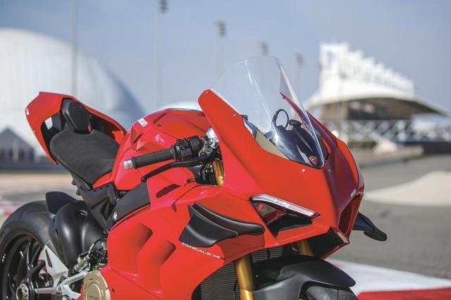 画像: ドゥカティ「パニガーレV4S」の魅力を徹底解説!  - webオートバイ