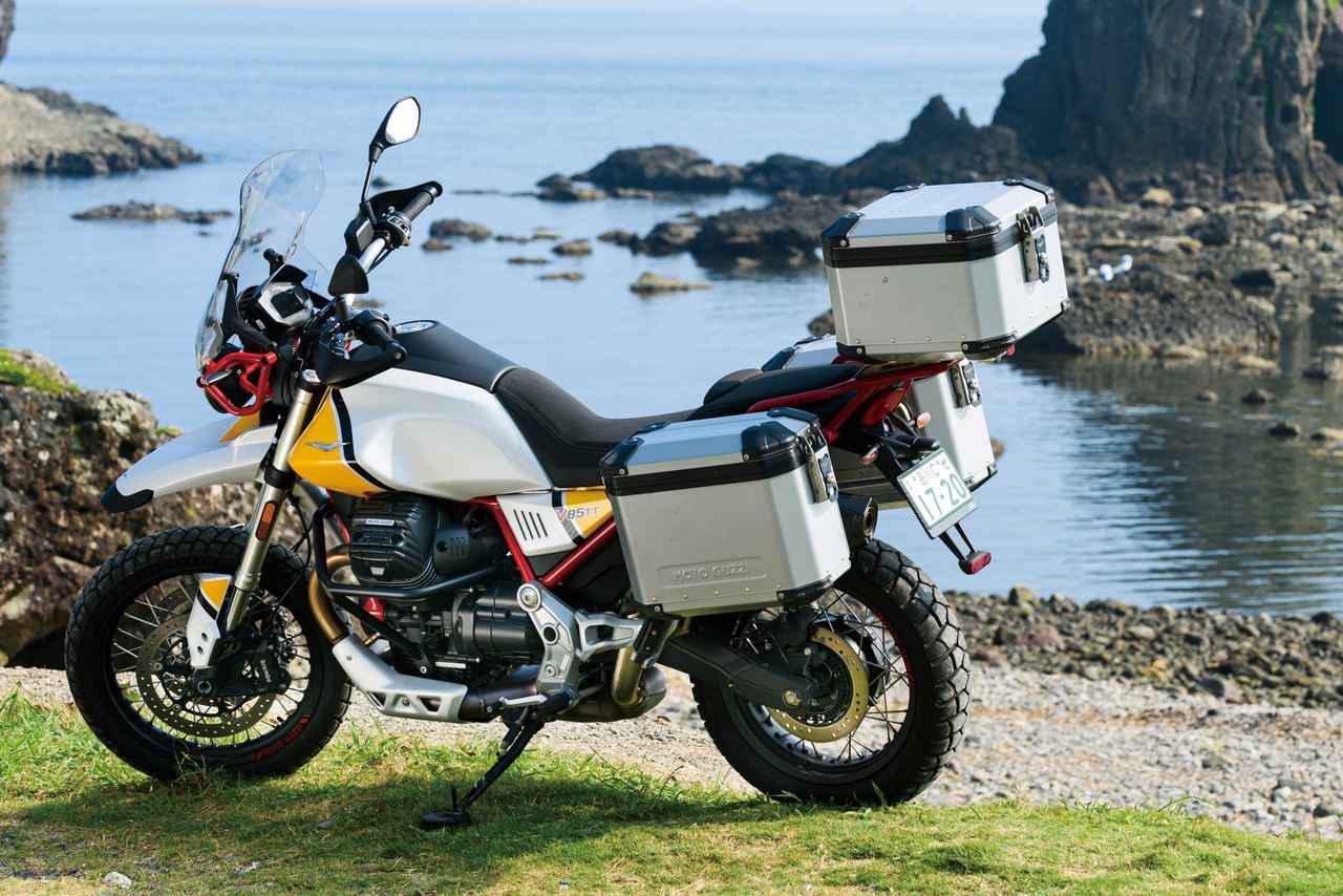 画像: 【試乗インプレ】モトグッツィ「V85TT」快適さに活路を見い出したアドベンチャーモデル - webオートバイ