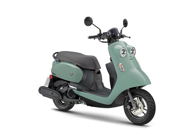 画像15: 【2021速報】台湾ヤマハが発表した新型125ccスクーターが可愛くて斬新! YAMAHA「Vinoora」(ビノーラ)とは?