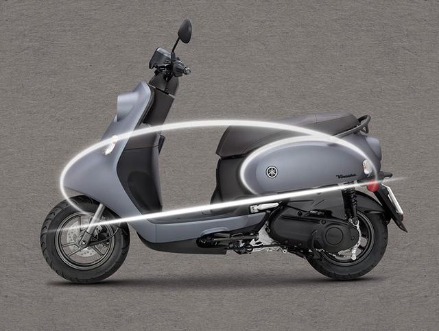 画像3: ビノーラのデザインに既視感を覚えた人は、かなりのバイク通かも!