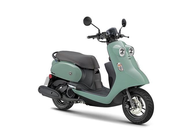 画像5: 【2021速報】台湾ヤマハが発表した新型125ccスクーターが可愛くて斬新! YAMAHA「Vinoora」(ビノーラ)とは?