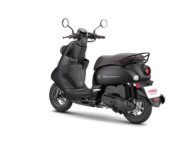 画像11: 【2021速報】台湾ヤマハが発表した新型125ccスクーターが可愛くて斬新! YAMAHA「Vinoora」(ビノーラ)とは?