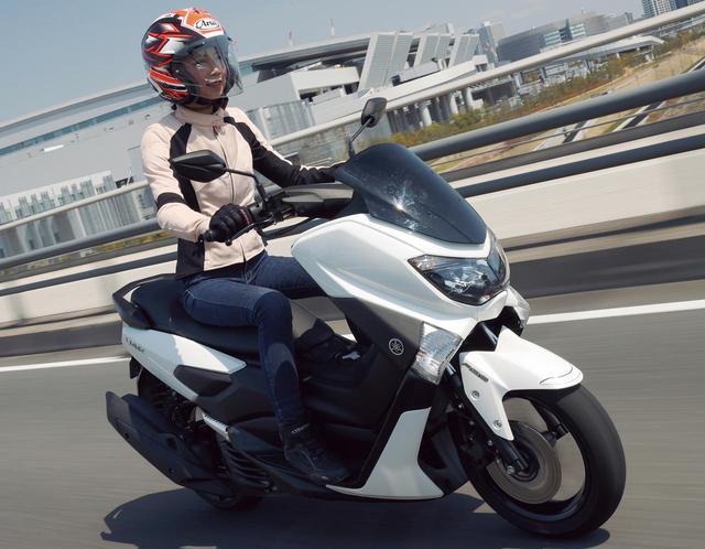 画像: ヤマハ「NMAX ABS」(2020年)解説&試乗インプレ|YAMAHAで最も高価な125cc二輪スクーターの魅力とは? - webオートバイ