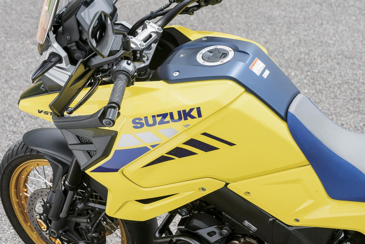Images : 14番目の画像 - スズキ  Vストローム1050XT - webオートバイ