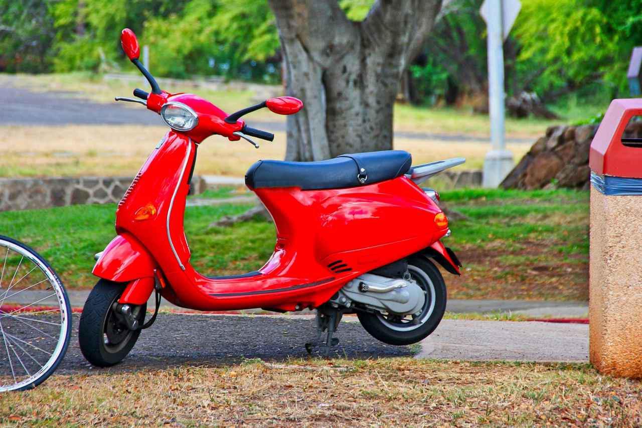 画像: 原付バイクが動かないと買い取って貰えないことも