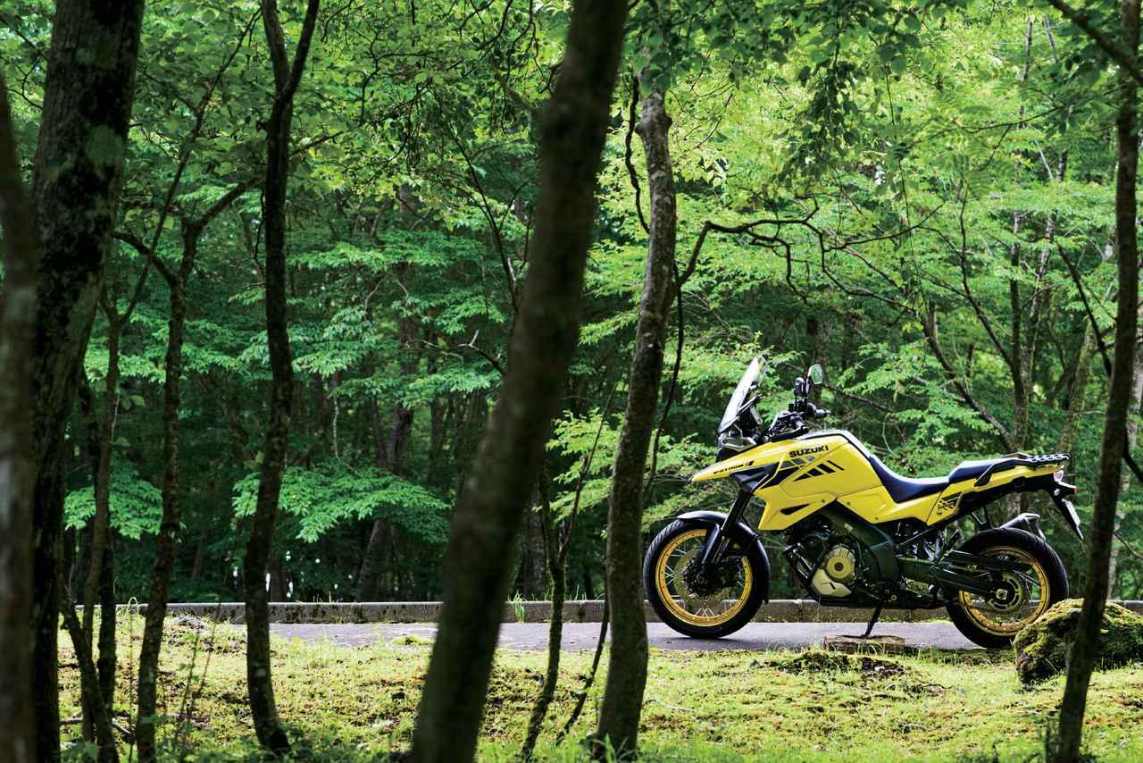 Images : 2番目の画像 - スズキ  Vストローム1050XT - webオートバイ