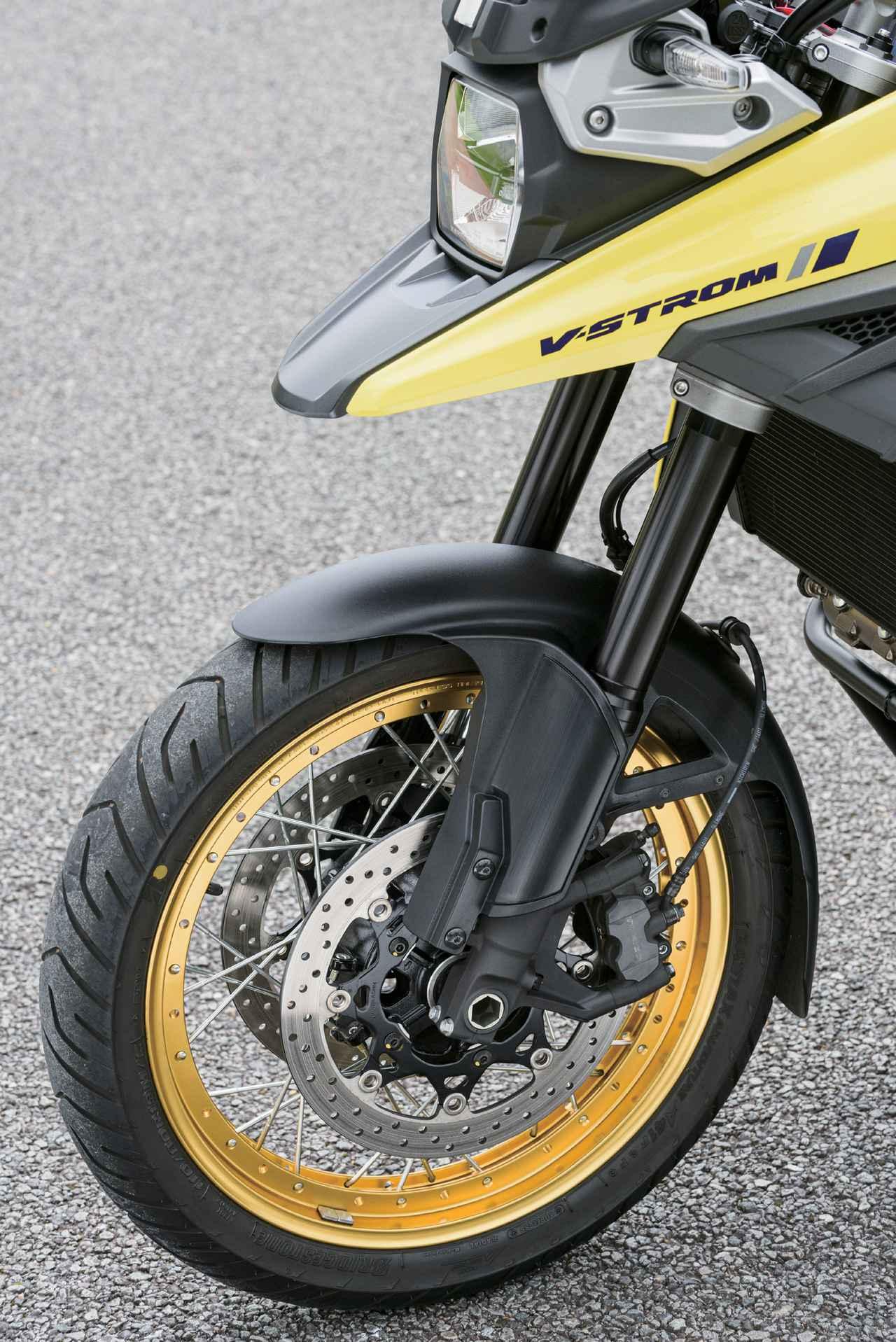 Images : 9番目の画像 - スズキ  Vストローム1050XT - webオートバイ