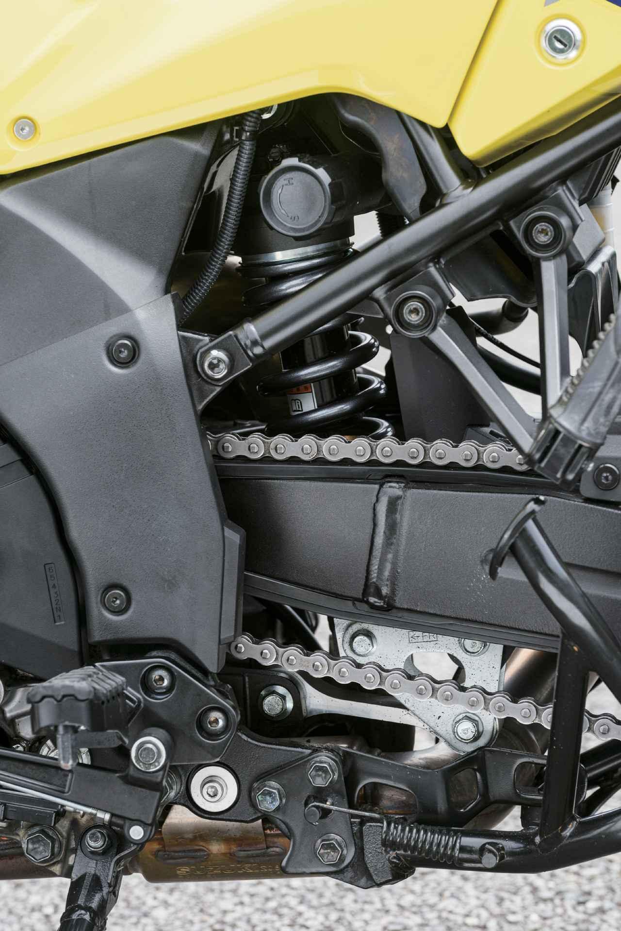 Images : 12番目の画像 - スズキ  Vストローム1050XT - webオートバイ