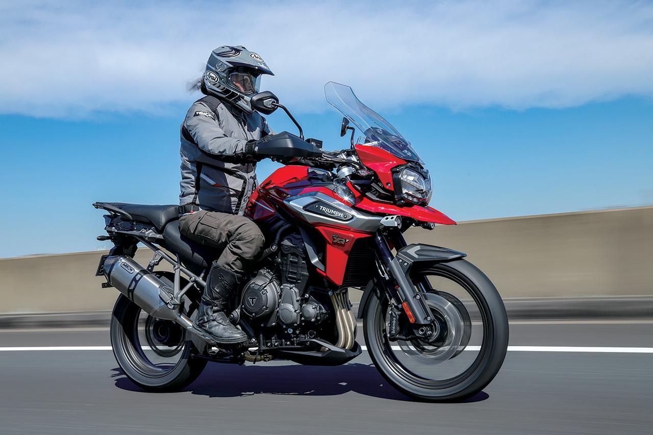 Images : 3番目の画像 - TRIUMPH TIGER1200 XRT - webオートバイ