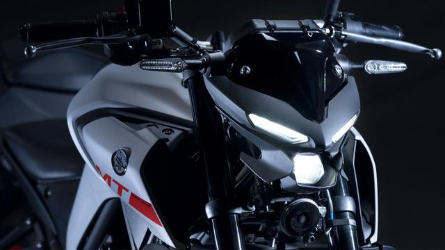 画像: ヤマハ「MT-03 ABS」2020年モデル情報 - webオートバイ