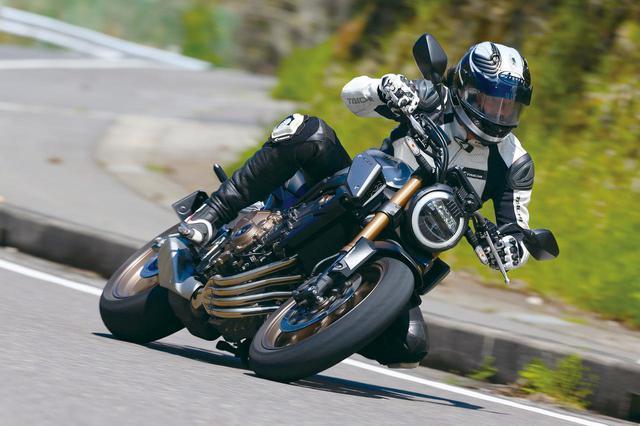 画像: 【インプレ&解説】ホンダ「CB650R」 - webオートバイ