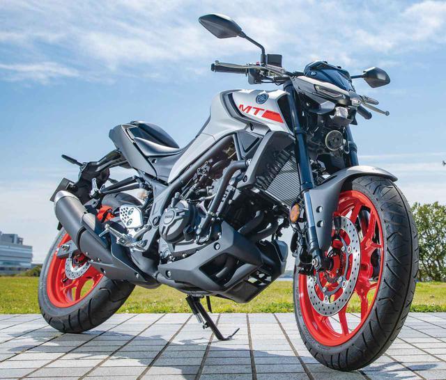画像: 【インプレ&解説】ヤマハ「MT-25」 - webオートバイ