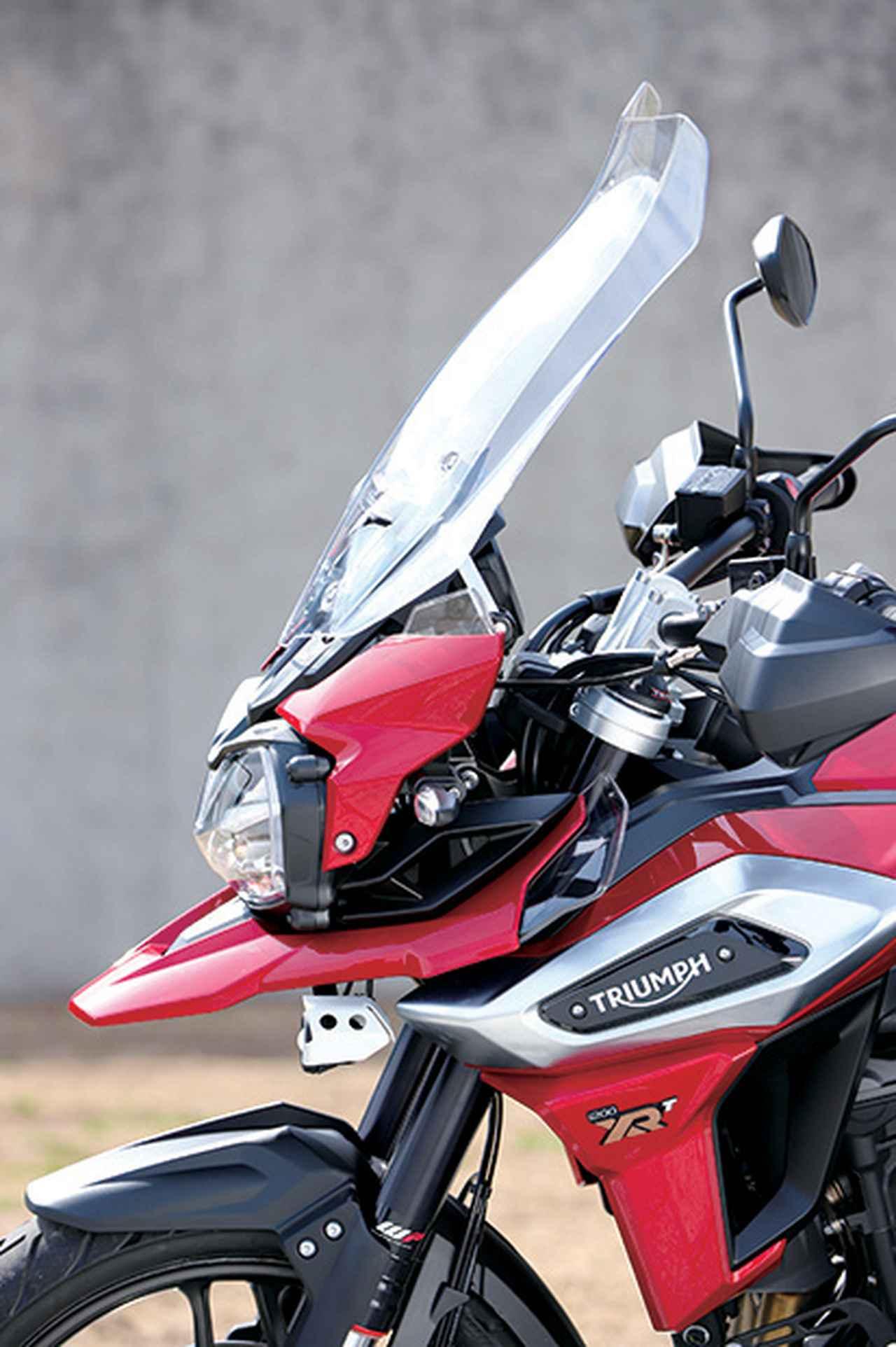Images : 5番目の画像 - TRIUMPH TIGER1200 XRT - webオートバイ