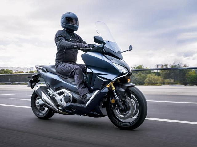画像: 【2021速報】X-ADVと基本コンポーネントを共有する「フォルツァ750」が登場! - webオートバイ