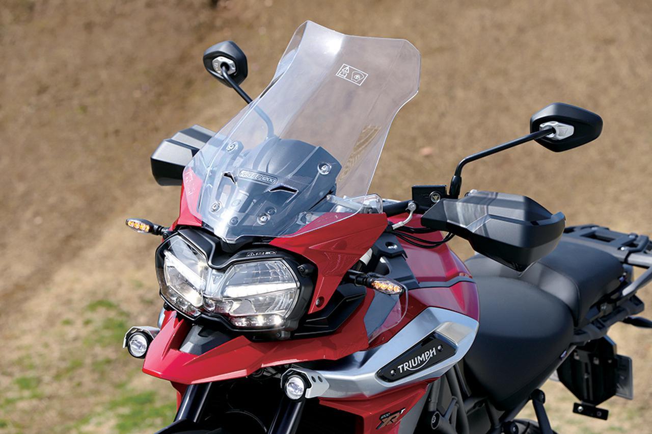 Images : 4番目の画像 - TRIUMPH TIGER1200 XRT - webオートバイ