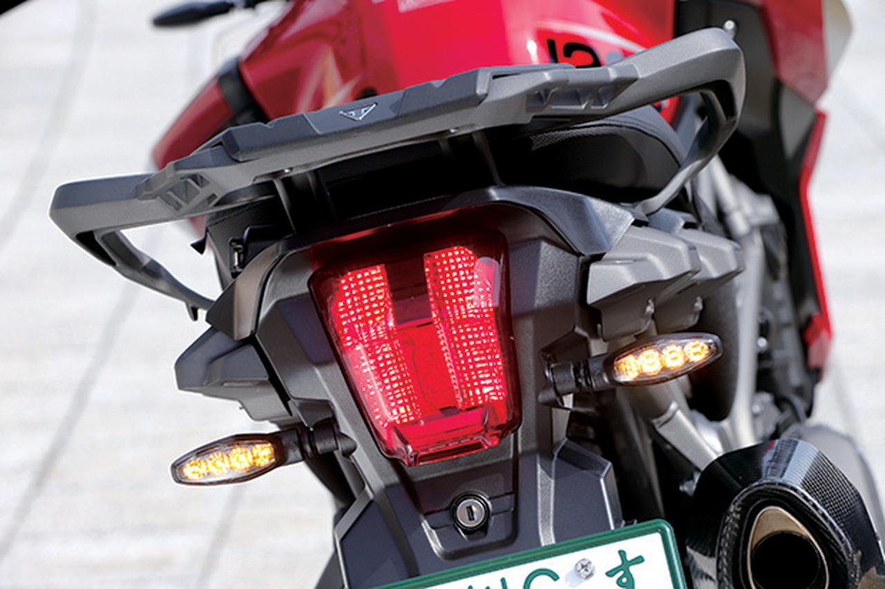 Images : 12番目の画像 - TRIUMPH TIGER1200 XRT - webオートバイ