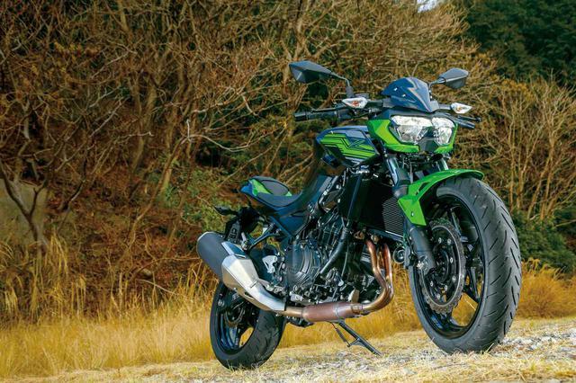 画像: 【インプレ&解説】カワサキ「Z400」 - webオートバイ