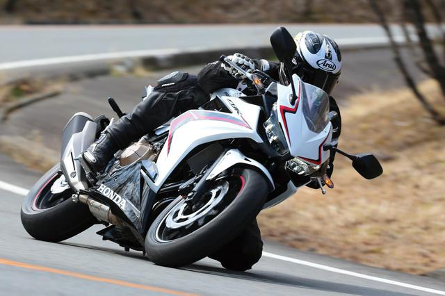 画像: 【インプレ&解説】ホンダ「CBR400R」 - webオートバイ