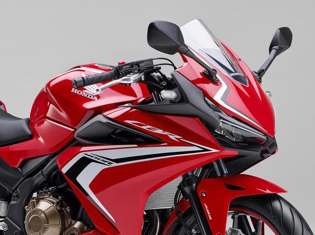 画像: ホンダ「CBR400R」2020年モデル情報 - webオートバイ