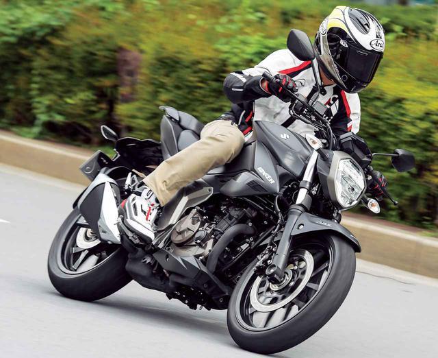 画像: 【インプレ&解説】スズキ「ジクサー250」 - webオートバイ
