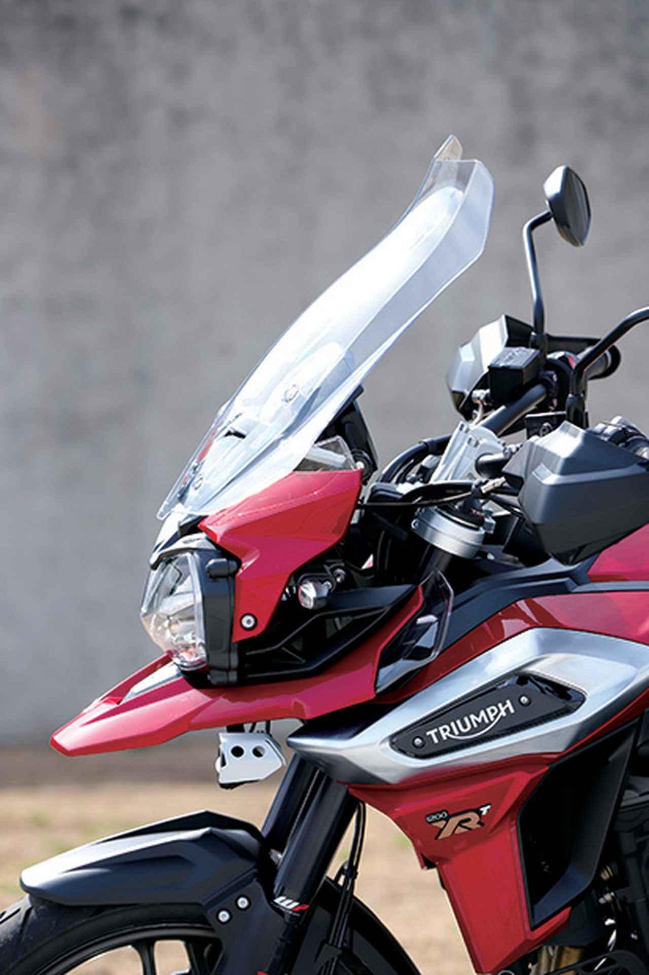 Images : 6番目の画像 - TRIUMPH TIGER1200 XRT - webオートバイ