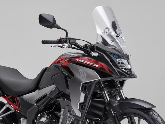 画像: ホンダ「400X」2020年モデル情報 - webオートバイ