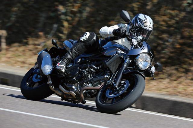 画像: 【インプレ&解説】スズキ「SV650X ABS」- webオートバイ