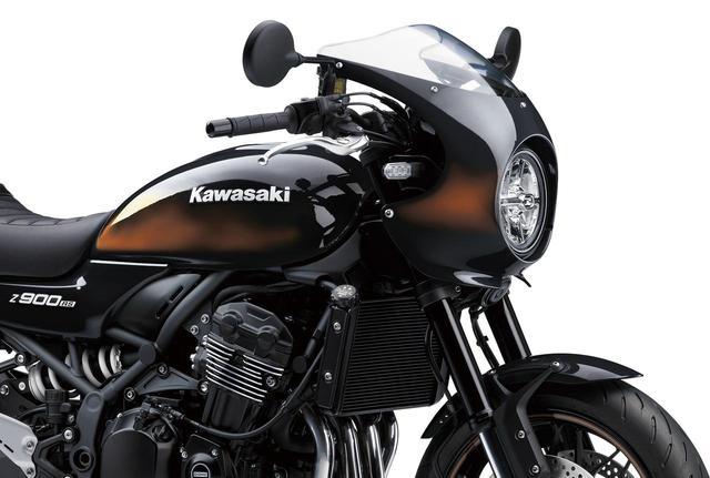 画像: カワサキ「Z900RS」「Z900RS CAFE」2021年モデル情報 - webオートバイ