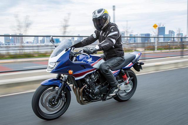 画像1: 【インプレ&解説】ホンダCB400SF/SB - webオートバイ