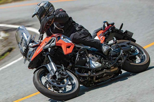 画像: 【インプレ&解説】スズキ「Vストローム1050XT」 - webオートバイ