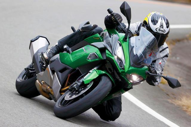 画像: 【インプレ&解説】カワサキ「Ninja 1000SX」- webオートバイ