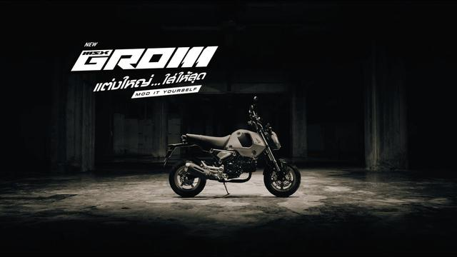 画像: YouTubeチャンネル「HondaMotorcycleTHA」(タイホンダ)で公開された映像 www.youtube.com
