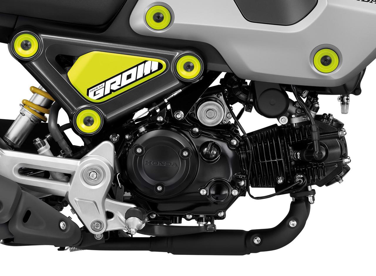 Images : 7番目の画像 - ヨーロッパで発表されたHonda MSX125 GROM(2021年モデル) - webオートバイ