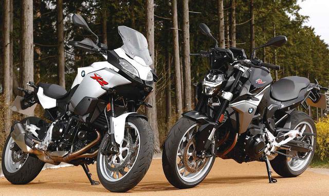画像: BMW「F900R」「F900XR」比較インプレ(2020年) - webオートバイ