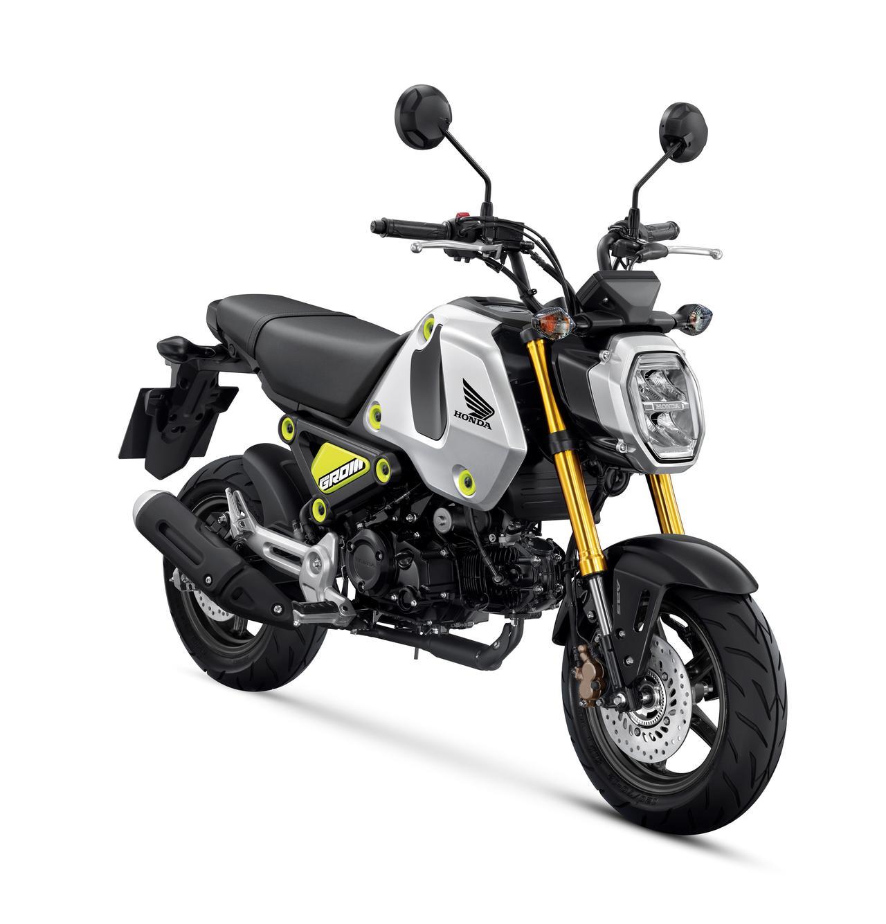Images : 2番目の画像 - ヨーロッパで発表されたHonda MSX125 GROM(2021年モデル) - webオートバイ