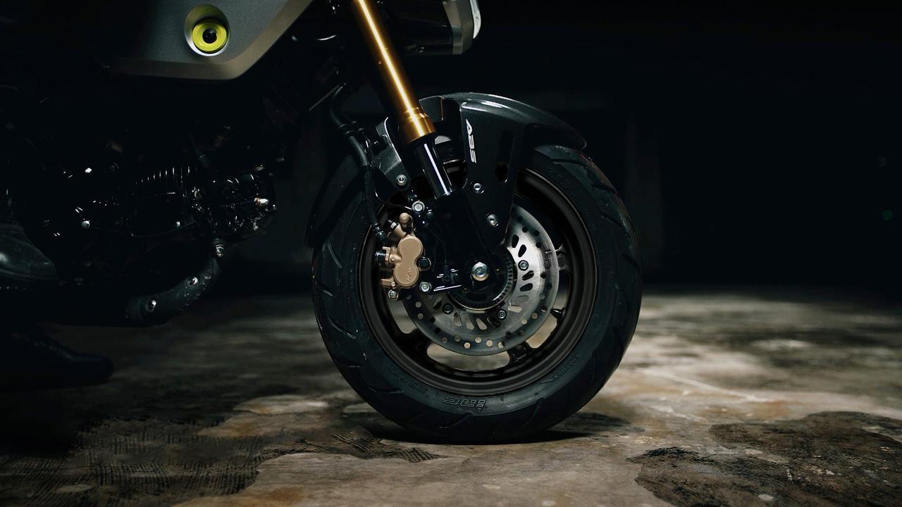 Images : 8番目の画像 - ヨーロッパで発表されたHonda MSX125 GROM(2021年モデル) - webオートバイ
